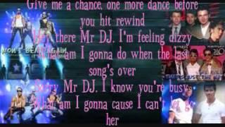 JLS - The Last Song - Lyrics