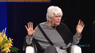 Who Are You Without Your Story? | Byron Katie, Soren Gordhamer