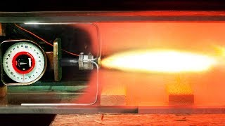 Rockets in a Vacuum Chamber - Newton
