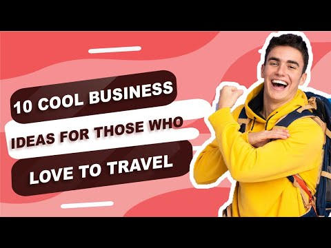 , title : '10 Cool business Ideas for those who Love to travel