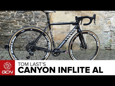 Tom Last's Canyon Inflite AL SLX 9.0 Cyclocross Bike