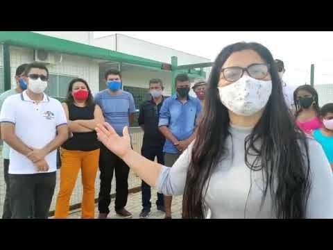 Moradores de Araguaína reclamam de desativação de Hospital de Campanha