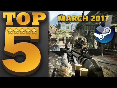 Top 5 NEW FREE TO PLAY Steam Games (MARCH 2017)