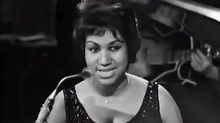 Aretha Franklin, Queen of Soul,  Wont Be Long on  Steve Allen Show 1964 with Lyrics