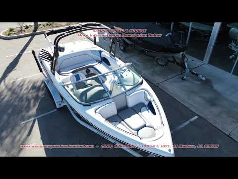 2021 Sanger Boats V215 SX in Madera, California - Video 2