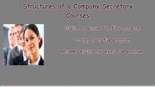Overview of Company Secretary Courses