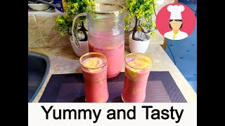 Healthy Drink   | Recipe By Tasty Food With Sadia | Drinks