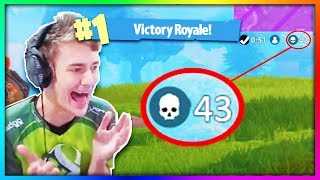 5 YouTubers Who Broke World Records in Fortnite: Battle Royale (Ninja, Dakotaz, Muselk)