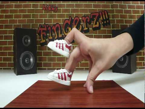 Nhảy Hip hop = ngón tay cực đỉnh