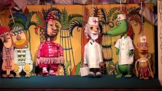 Кукольный театр. Доктор Айболит. Dr. Feelgood.