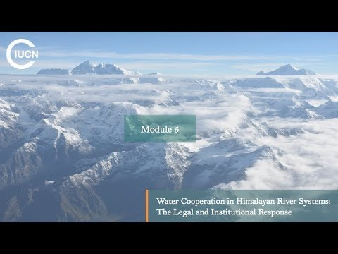 T0 Water Cooperation in Himalayan River Systems...
