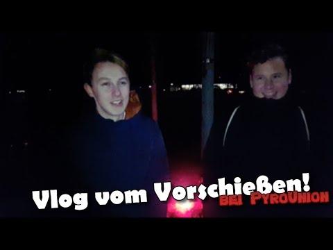 Vlog vom Vorschießen bei PyroUnion! | Full ᴴᴰ