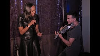 Hold My Heart Live in NYC feat. Nikki James.