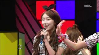 Dal Shabet - Supa Dupa Diva, 달샤벳 - 수파 두파 디바, Music Core 20110212