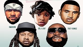 Omarion - Post To Be (Remix) ft. Dej Loaf, Trey Songz, Ty Dolla $ign & Rick Ross