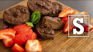 CHOCOLATE POLENTA CAKE RECIPE ft Tay Zonday – SORTED
