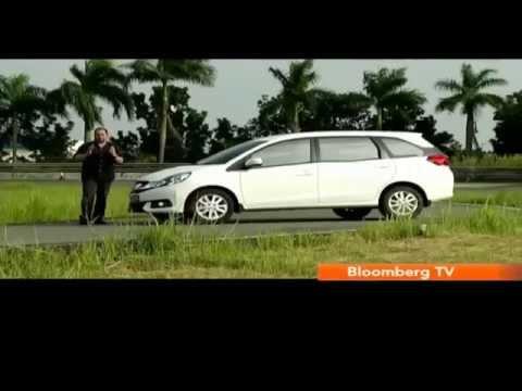 The Autocar Show: Driven: Honda Mobilio