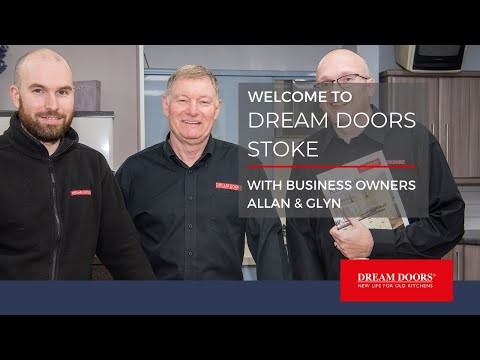 Stoke & Stafford Kitchen Showroom video