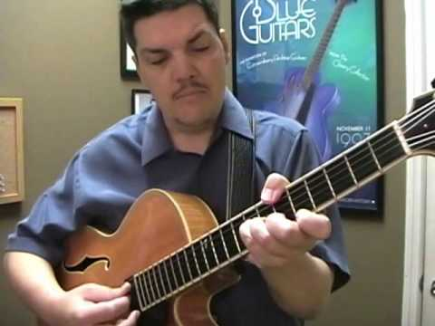 Learn Jazz Guitar: The Lowly