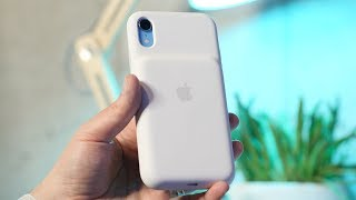 Apple's Smart Battery Case Review (iPhone XS Max and XR)