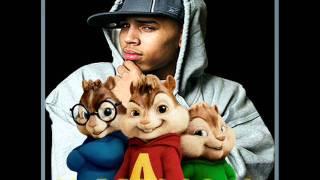 Turn Up The Music - Chris Brown - Chipmunk'D