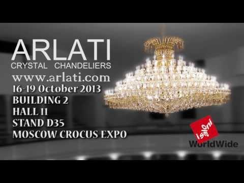 ARLATI Crystal Chandeliers