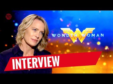 WONDER WOMAN | Interview mit Robin Wright