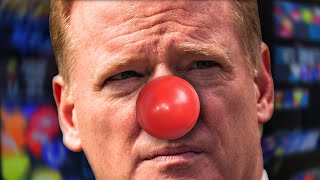 Why Roger Goodell is the Most HATED Commissioner in Sports