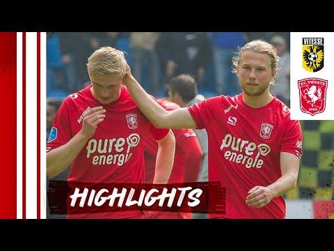 Samenvatting Vitesse - FC Twente 29-04-2018