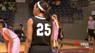 Asia Durr The TOTAL PACKAGE AAU Mixtape!