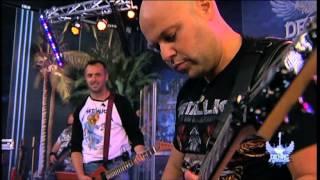 """Денис и приятели -- Hammerhead -- """"Motorbreath"""" (metallica cover)"""