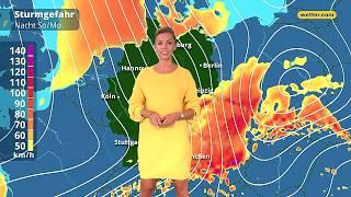 Wetter: Die aktuelle Vorhersage (23.09.2018)