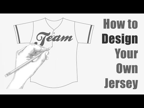 mp4 Design Your Own Jersey, download Design Your Own Jersey video klip Design Your Own Jersey