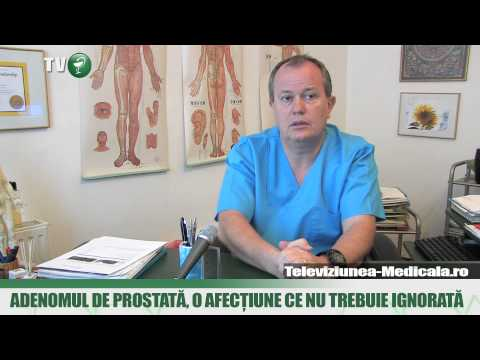 Chronische Prostatitis in Alter