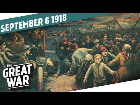 Rudý teror v Rusku - Velká válka
