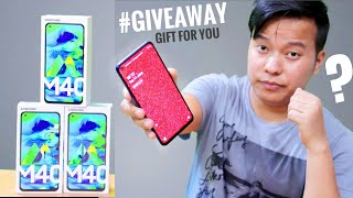 Samsung Galaxy M40 First Impressions + GIVEAWAY 🔥🔥