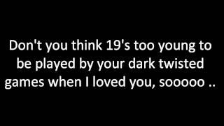 Dear John By Taylor Swift Lyrics