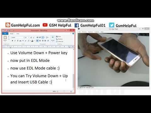 Redmi 3S 2016037 Flashing   Reset Phone Lock   Fix Software Problems