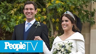Princess Eugenie Is Pregnant! Royal Expecting First Child With Husband Jack Brooksbank | PeopleTV