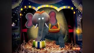Спокойной ночи цирк – Сказка на ночь для детей