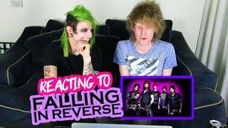 Emos React To Falling In Reverse