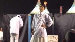 シルヴプレさん in  静岡大道芸  2013.11.3
