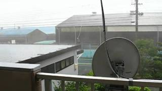 台風15号2011-9-21