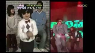 Rain (bi)  Mention Love Song Abs & Rainisn Parody Dance