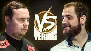 CS:GO - GuardiaN awp vs FalleN awp | Who is better? (versus)