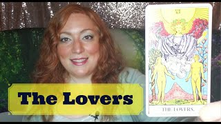 JOURNEY THROUGH THE TAROT: A Week with the LOVERS | Introduction to the CHARIOT