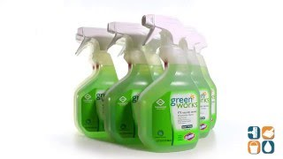 Green Works AllPurpose Cleaner Green Works Spray Cleaner