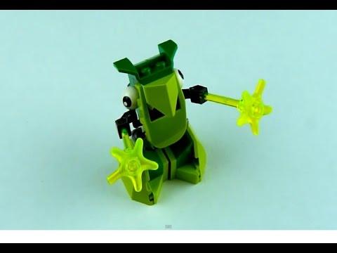 Vidéo LEGO Mixels 41520 : Torts