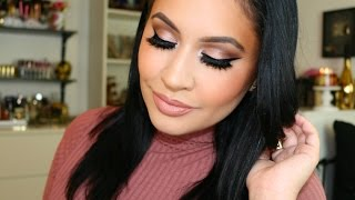 My Go-To Glam Makeup | RositaApplebum