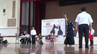 MKA Japanese Ambassador Cup - Final Match - Part 1